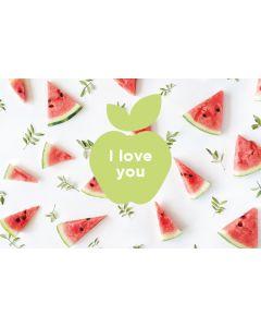 Valentine's day E-Gift Card